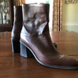Franco Fortini ankle boots size 8